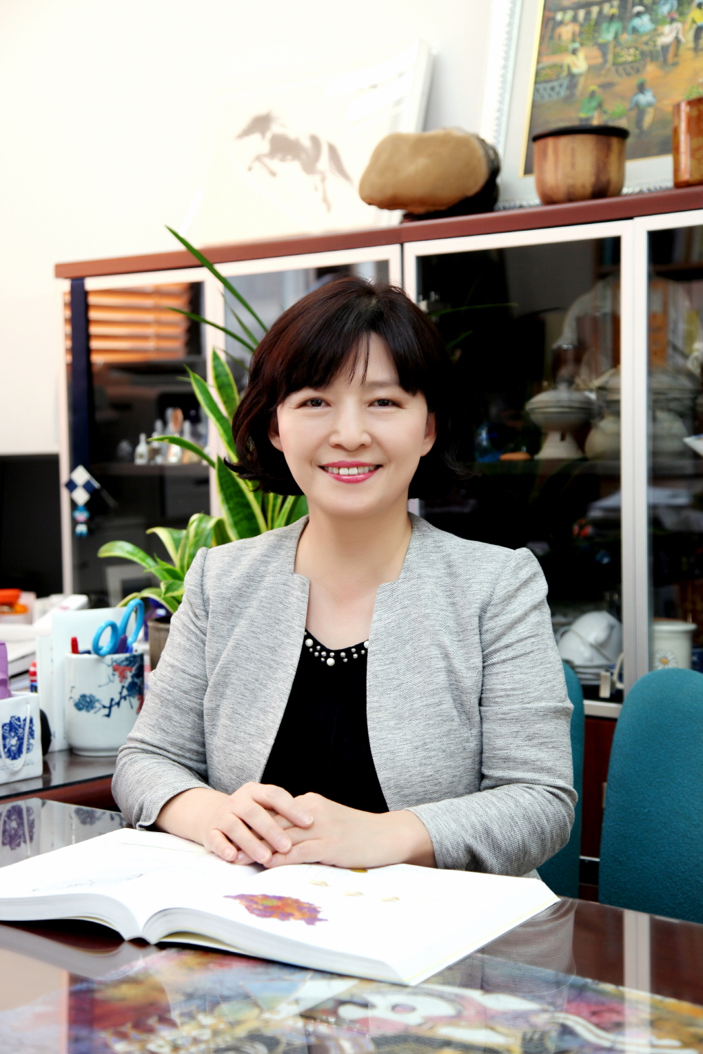 Photo of Hyeyoung Lee