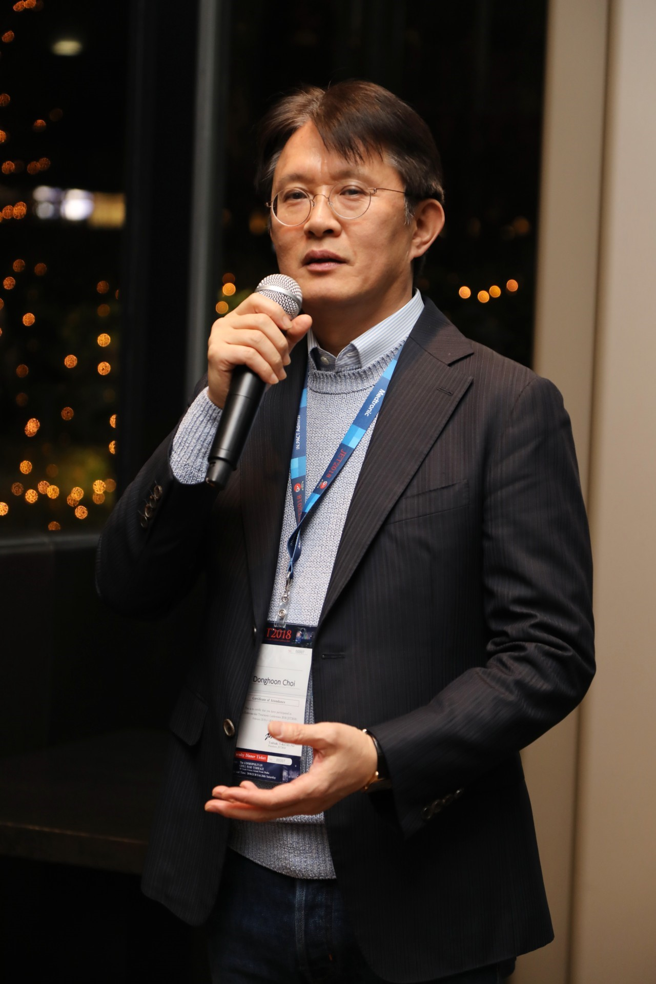 Photo of Donghoon Choi